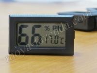 влагомер с термометром фото