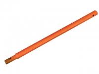 Удлинитель-вставка шнекового строительного бура (500 мм)