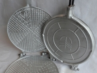 вафельница на газовую плиту